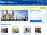 Affitti - Milanoresidence. com   Offerte Hotel, BB, Agriturismo, Appartamenti, Residence