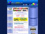 Loteria europejska lotto przez internet. Loteria europejska lotto online.