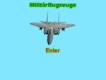 Info über moderne Militärflugzeuge aus aller Welt.