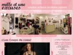 Mille et une Excuses | Mille et une Excuses, boutique de lingerie et accessoires à Reims