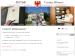 Notar Thomas Woinar | Notar Thomas Woinar