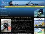 υποθαλάσσια έργα, λιμενικά έργα, καταδυτικές εργασίες, συστήματα θαλάσσιας αντιρύπανσης, ενοικία