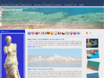 Milos Island - The definitive tourist guide portal to the island of Milos, Cyclades, Greece, an ...