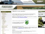 Forside - Forsvaret - profileringsartikler