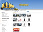 Titulinis - Naujos ir naudotos automobilių dalys - Minedra