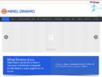 Minel Dinamo d. o. o. Barajevo Srbija - Transformatori i trafo stanice