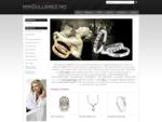 Forlovelsesringer, diamantringer og bunadsølv til supre priser - MINGULLSMED. NO