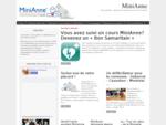 MiniAnne Arrêt cardiaque apprendre les gestes qui sauvent en 30 minutes