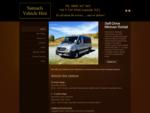 Auckland Airport Minibus Hire and Minivan Rental - 12 Seat Minibus hire, 8 Seat Minivan Rental, Au
