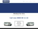 Home - Minibus Rent