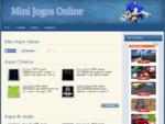 Mini Jogos Online