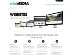 miniMEDIA - websites multimediepræsentationer videoproduktion virksomhedspræsentationer prod