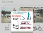 Elektriniai dviračiai Kalkhoff, elektrinis dviratis- Mink Lengvai
