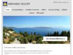 Accommodation in Lefkada, Lefkada Apartments, Lefkada Studios, Lefkada Villas, Holidays In Lefka
