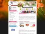Kvetinárstvo Mirka - Kvety Rožňava