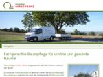 Baumpflege Mirko Franz – Baumpflege und Baumfällungen in der Wetterau