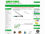 MIRSTORE - Il Brico Center a portata di.... . click dove trovare utensili