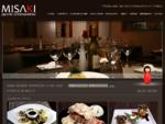 Restaurante especializado em culinária japonesa contemporânea. - início