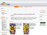 Интернет-магазин Мисс Флора садовые цветы - почтой