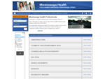 Search Mississauga Healthcare services and Mississauga health professionals. Health-local. com is y