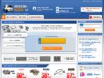 AUTO-ONDERDELEN met Mister Auto - Uw auto-onderdelen tegen discountprijs
