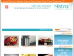 ציוד למסעדות - חברת מיסטרל