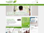 Mistral Fönster - En Del av Grundels Fouml;nstersystem - isolerrutor, Fouml;nsterbyte, Renovering,
