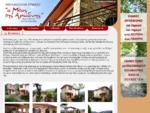 Ξενώνας ο Μίτος της Αριάδνης - ορεινη κορινθια καταλυματα - διαμονη - ξενωνες - ξενοδοχειο - Λιμνη Δ