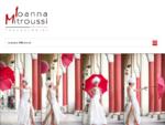 Νυφικά Φορέματα και αξεσουάρ γάμου στη Θεσσαλονίκη - Ιωάννα Μητρούση   Nifika, νυφικα, γάμος