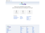 A search engine for classified ads of real estate, cars and jobs | Mitula