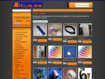 MITUS - Material Audiovisual para Teatro, Televisión, Películas, Arquitectura, Salas de prensa,
