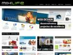 Web design, Web Marketing e Soluções Web Agência Web Design e Desenvolvimento Web - Mixlife