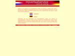 Vertalen Nederlands Duits MJ VERTAALSERVICE Beëdigd vertaler Martin Jan Spiering Überset