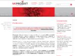 Nepovratna sredstva EU in druga svetovanja - MK projekt