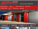 MKL Systems - Dvižna garažna vrata MKL Systems