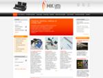 Domov - MK Light Sound - Prodaja in izposoja opreme za ozvočenje in osvetlitev (zvočniki, ojačevalc