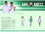 MKMED Sklep z odzieżą medyczną Poznań, bluzy, spodnie, spódnice, fartuchy, żakiety