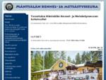 Mäntsälän kennel- ja metsästysseura - Pääsivu