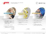 MM Car - autopůjčovna, likvidace a servis nehody