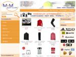 MM sport outlet | fietskleding | tenniskleding | golfkleding