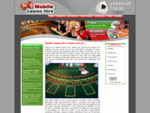 Mobile Casino Hire | Fun Casino Table Hire