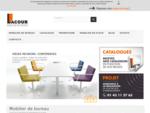 Mobilier de bureau, aménagement bureau, vente mobilier informatique - Meubles Lacour