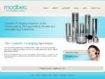 Cosmetic Packaging | Modbec
