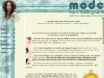Mode Hair Designers because beautiful hair needs an expert. Hair Salon in Taradale