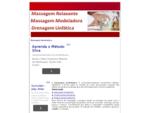 Massagem Modeladora Combater a gordura localizada e celulite