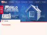 Modelo Home Center - Inicio