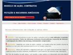 Modelo de ação, petição e contrato pensão alimentícia, separação consensual judicial e extrajudici
