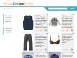 Mode Online Shop - lekker online winkelen! - Home