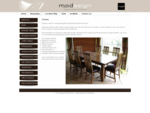 M O Design - handcrafted timber furniture | Home