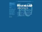 Modus Vivendi, Groupe vocal de Dax